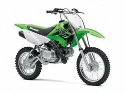 New Kawasaki 2017 KLX110L