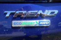 2017 MY17.5 Ford Escape ZG Trend AWD Wagon