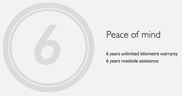 MG3 Peace of mind