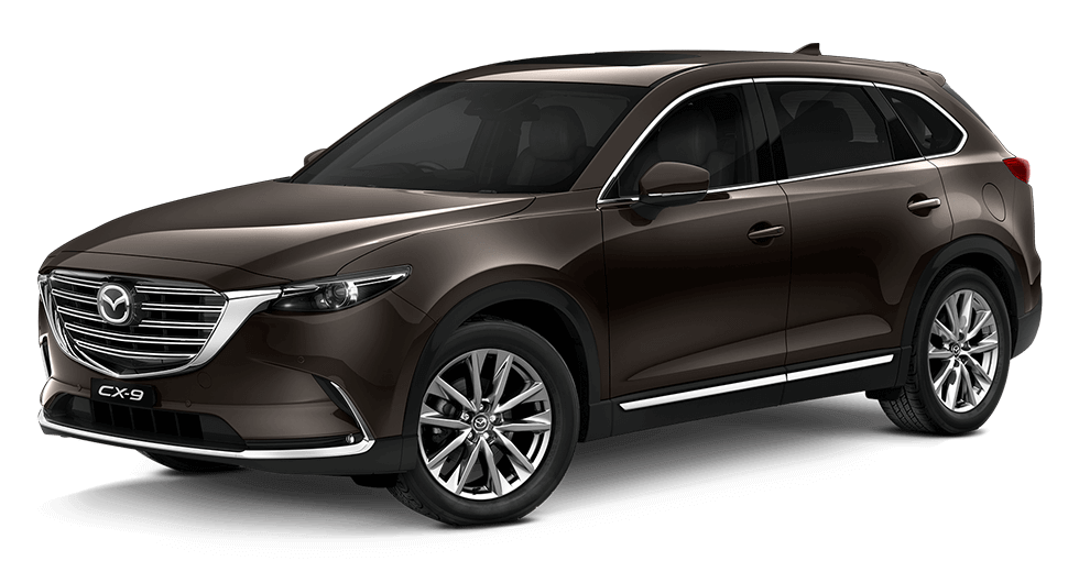 CX-9 Range | FWD or AWD