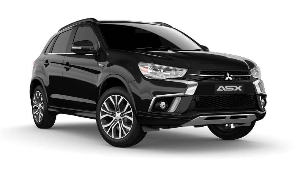 2017 MY18 Mitsubishi ASX XC LS 2WD Sedan