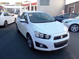 Holden Barina CDR Hatch TM