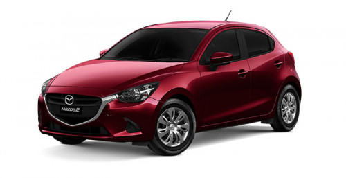 2017 Mazda 2 DJ2HA6 Neo Hatch Hatchback