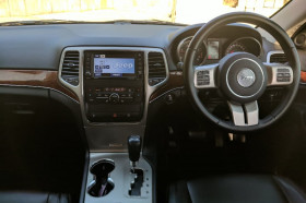 2011 Jeep Grand Cherokee WK  Limited Wagon
