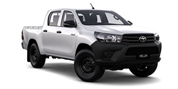 WorkMate 4x4 Double Cab Pick Up