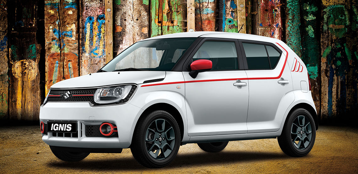 Suzuki launches the ultimate SUV-styled escape capsule - Ignis