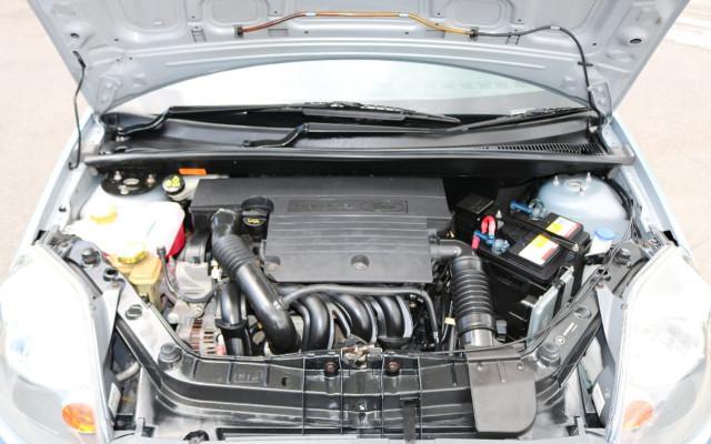2007 Ford Fiesta WQ LX Hatchback