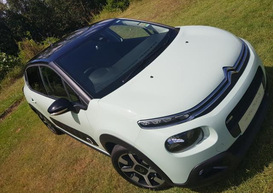 2017 MY18 Citroen C3 B618  Shine Hatchback