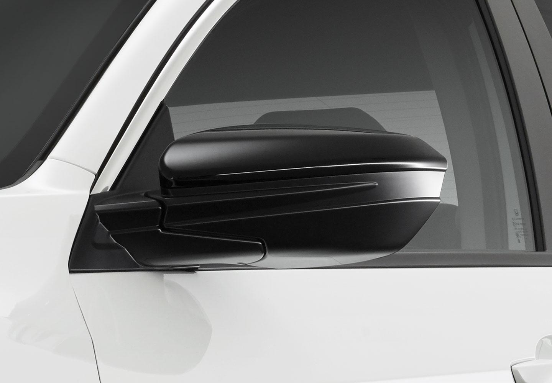 """<img src=""""Door mirror covers - black"""