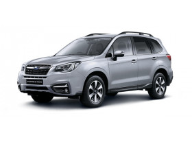 Subaru Forester 2.5i-L Special Edition S4