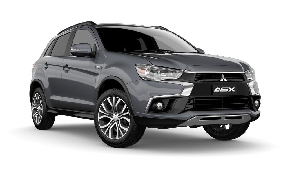 2017 Mitsubishi ASX XC LS 2WD Sedan