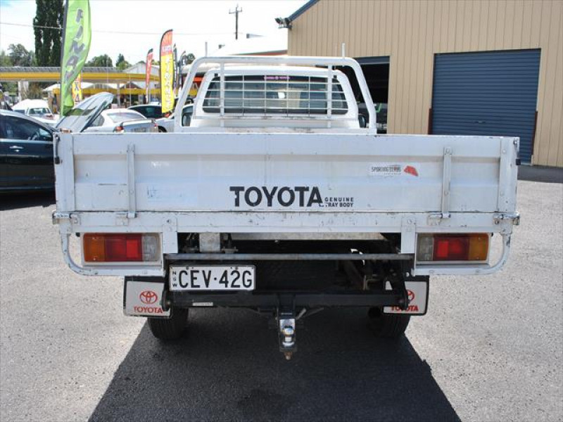 2012 Toyota HiLux Workmate Other