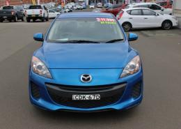 2011 MY10 Mazda 3 BL10F1  Neo Sedan