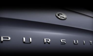 Limited Edition Pursuit Ute