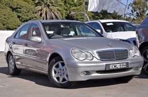 Mercedes-Benz C180 Classic W203