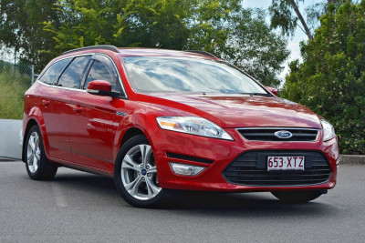 Ford Mondeo TDCi MC Zetec
