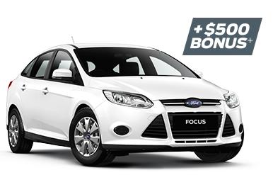 Focus Ambiente Sedan