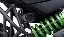 2017 Versys 650L Sports-like Handling