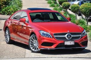 Mercedes-Benz Cls250 D C218