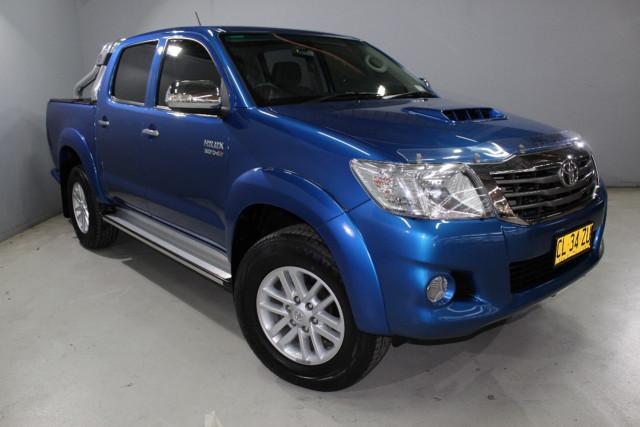 2013 Toyota HiLux KUN26R MY12 Utility