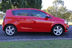 2014 MY Holden Barina TM  CDX Hatchback