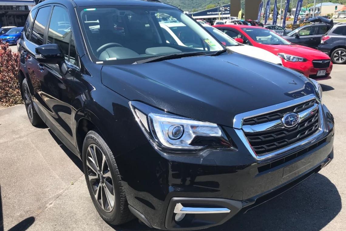 2016 MY17 Subaru Forester S4 2.5i-S Wagon
