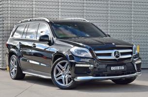 Mercedes-Benz Gl500 BlueEffici X166
