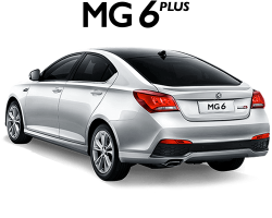 New MG MG6 PLUS