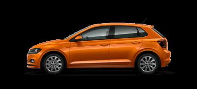 New Volkswagen New Polo