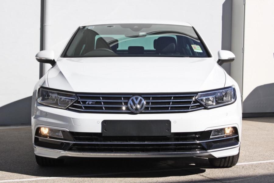 2016 Volkswagen Passat Sedan 3C (B8) 132TSI Comfortline Sedan