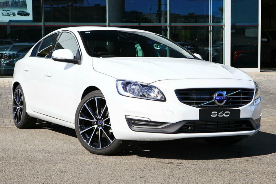 2017 Volvo S60 F Series T4 Kinetic Sedan