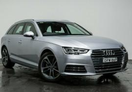 Audi A4 sport Avant S tronic B9 F4 MY16