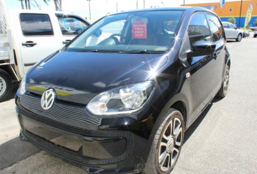 2014 Volkswagen Up! TYPE AA MY14 Hatchback