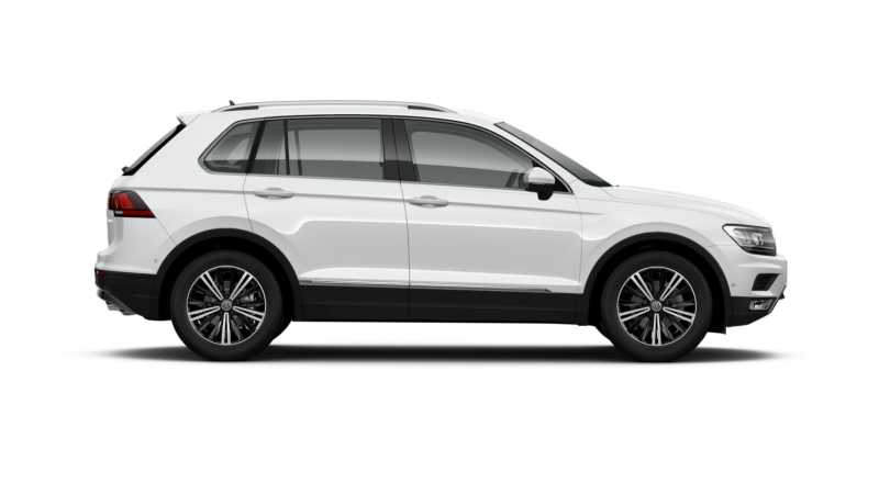 Tiguan 110TDI Adventure 7 SPEED DSG