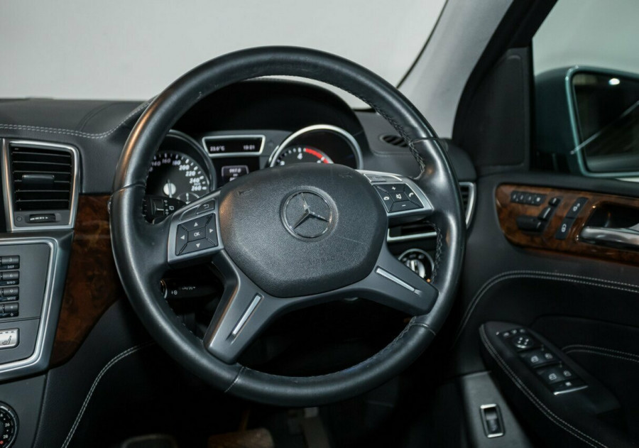 2013 Mercedes-Benz ML350 W166 BlueTEC 7G-Tronic + Wagon