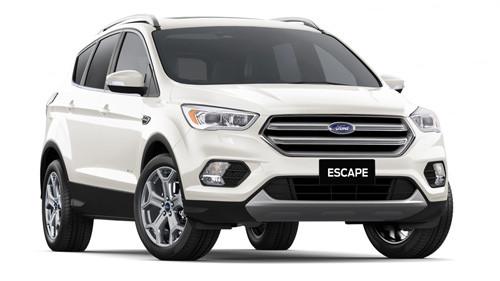 2016 MY17 Ford Escape ZG Titanium AWD Wagon