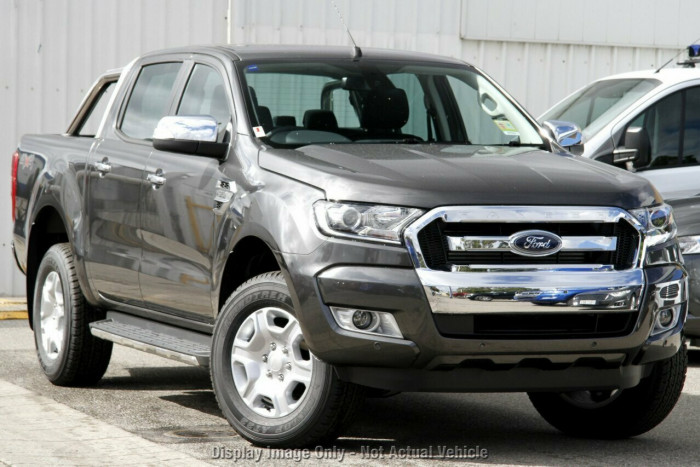 2018 Ford Ranger PX MkII MY18 XLT Double Cab Utility
