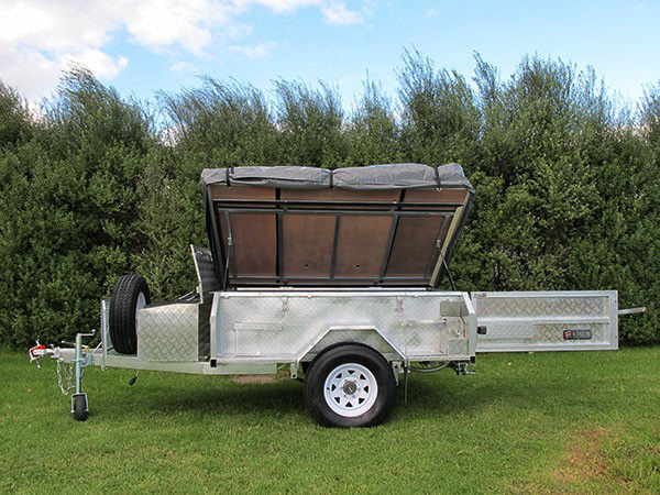 Surveyor Soft Top Camper Trailer