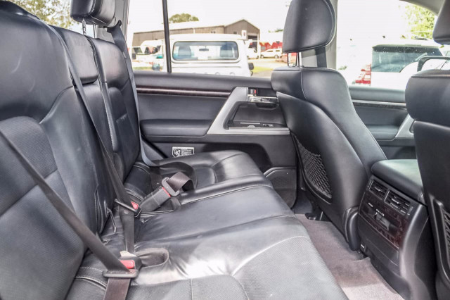 2014 MY13 Toyota Landcruiser VDJ200R  VX Wagon