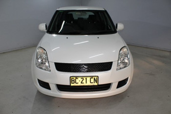 2009 Suzuki Swift RS415 Hatchback