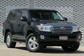 Toyota Landcruiser Sahara VDJ200R MY12
