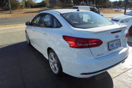 2016 MY16.75 Ford Focus LZ Titanium Sedan Sedan