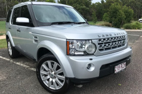 Land Rover Discovery 4 MY12 Se