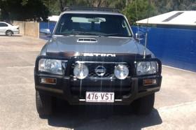 Nissan Patrol ST GU IV