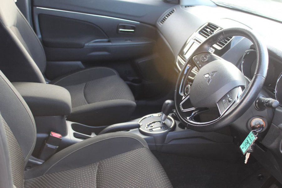 2015 Mitsubishi ASX XB MY15 Wagon