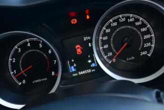 2014 MY.5 Mitsubishi Lancer CJ GSR Sportback Hatchback