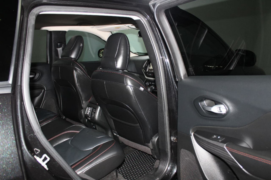 2014 Jeep Cherokee KL Wagon