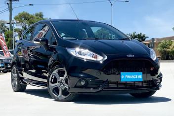 Ford Fiesta ST WZ