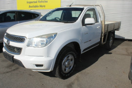 2012 Holden Colorado RG MY13 LX SINGLE CAB Cab chassis