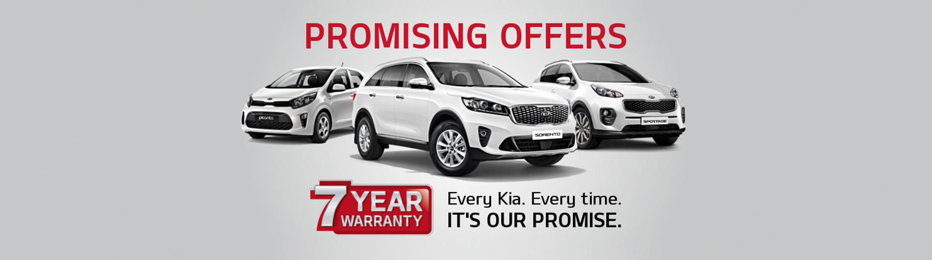 Promising Offers from Kia